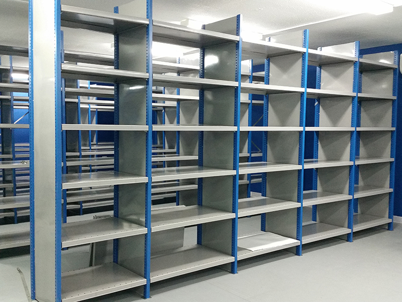 Bolt-Free-Shelving