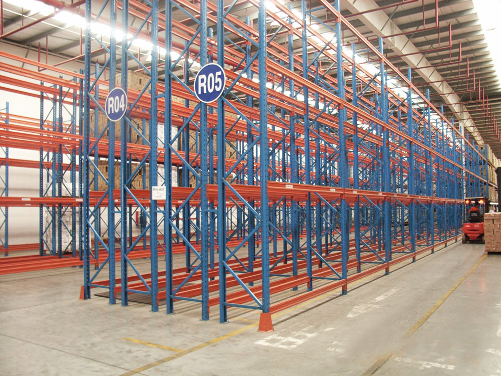Affordable Double Deep Pallet Racking Supplier in Dubai | UAE