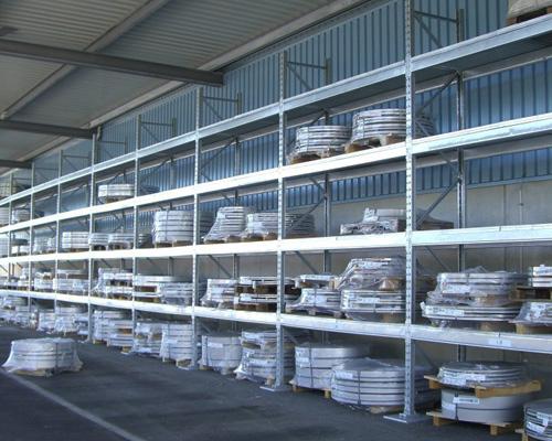 Best Quality Galvanized Pallet Rack Services in Dubai | UAE